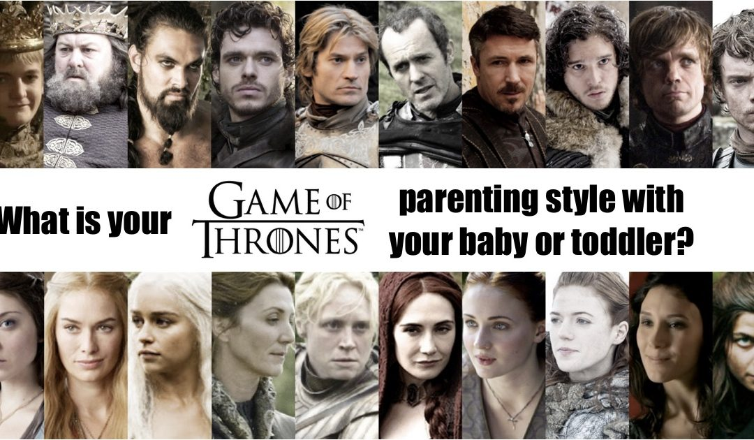 What is Your Game of Thrones Parenting Style?