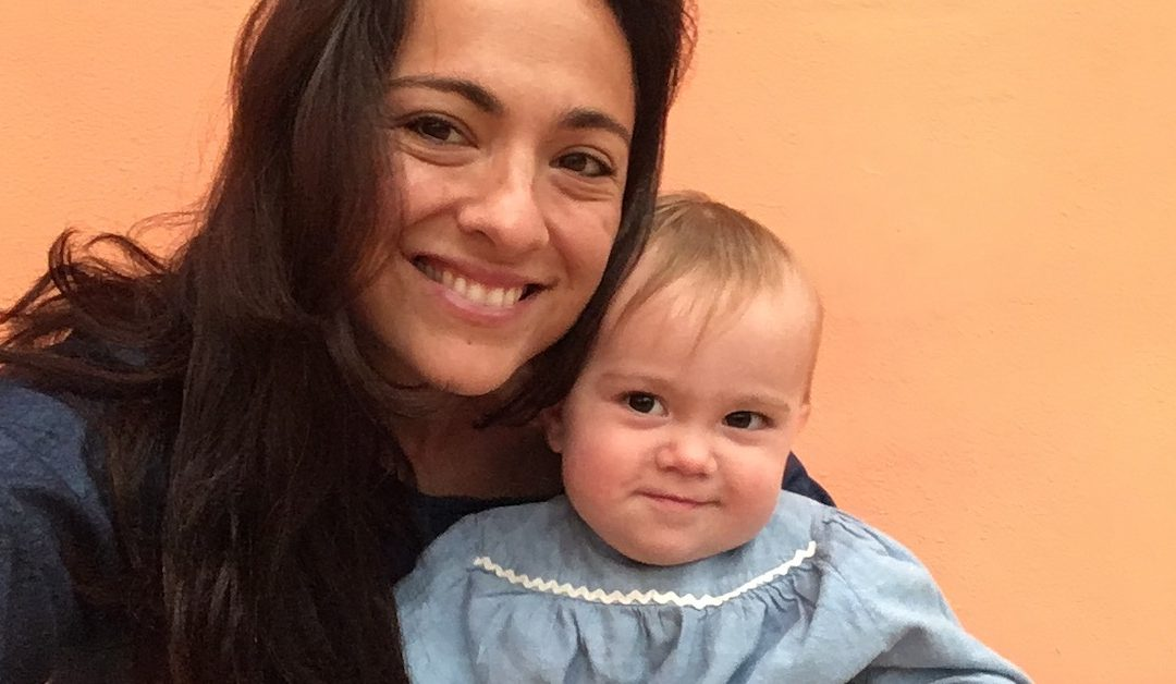 Back to Grad School with a One-Year-Old — Spotlight on Hanne Steen