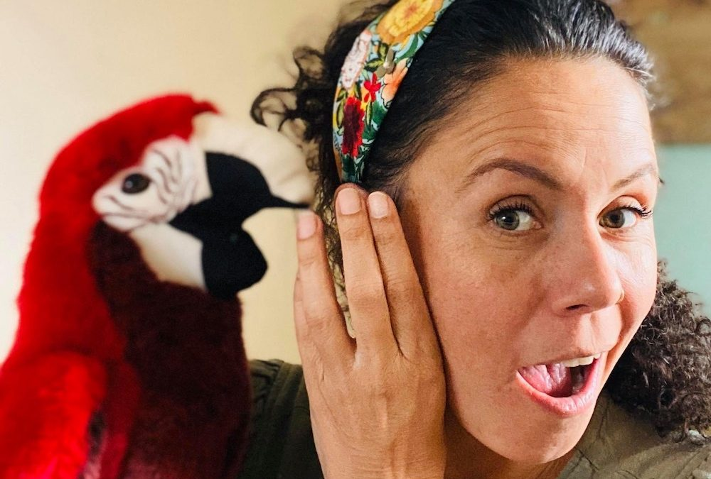 Spanish Learning Through Stories & Puppets with Ivonne