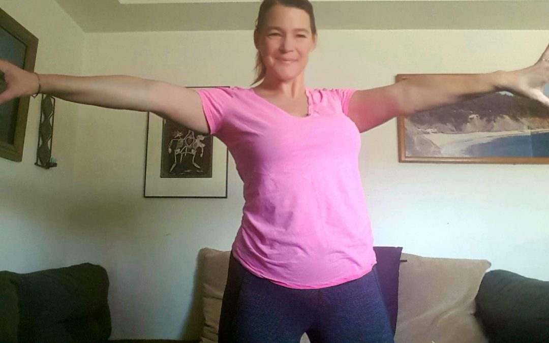 Balance, Move and Stretch with Julie